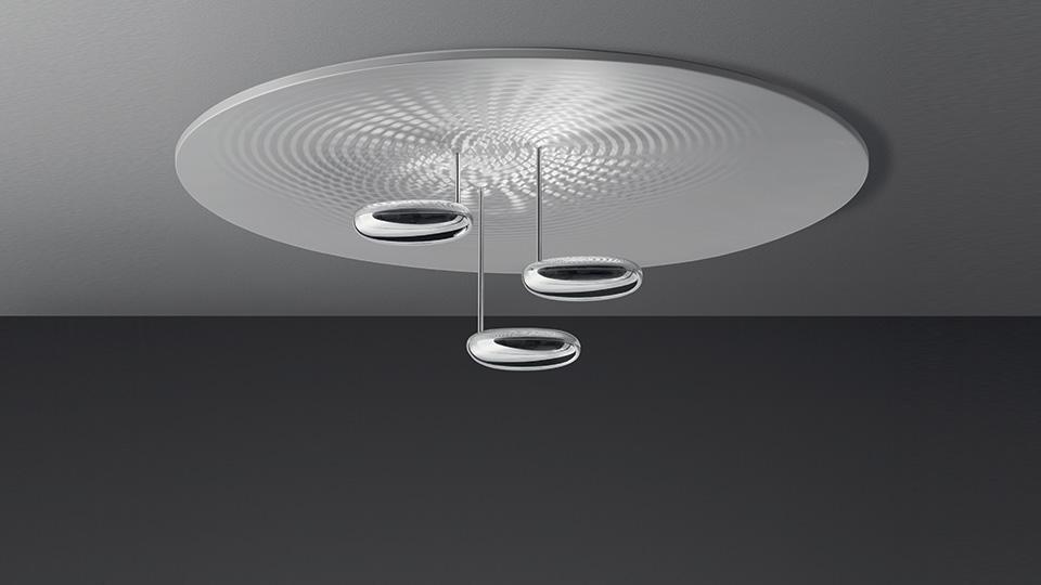DROPLET PLAF.LED DIM