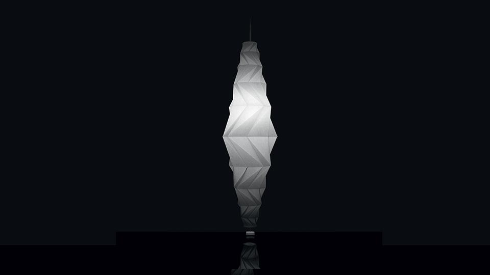 Светильник напольный (торшер) Artemide IN-EI MINOMUSHI F1698010A