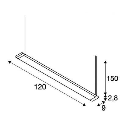 Светильник SLV 160900