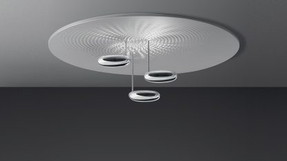 DROPLET PLAF.LED DIM