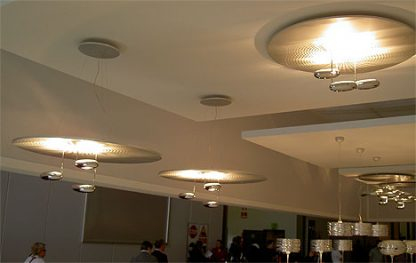 Светильник Artemide Droplet Ceiling LED 3000K 1474110A