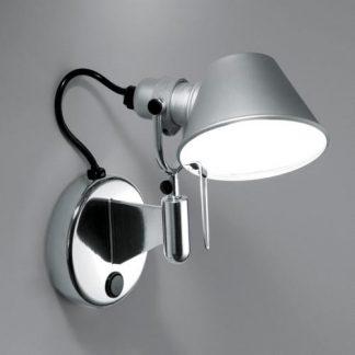 Светильник Artemide Tolomeo Micro Faretto LED 3000K с диммированием и выключателем